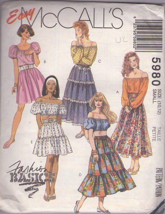 Ngược dòng về quá khứ xem sự thay đổi của chân váy qua từng thời kỳ - Ảnh 20.