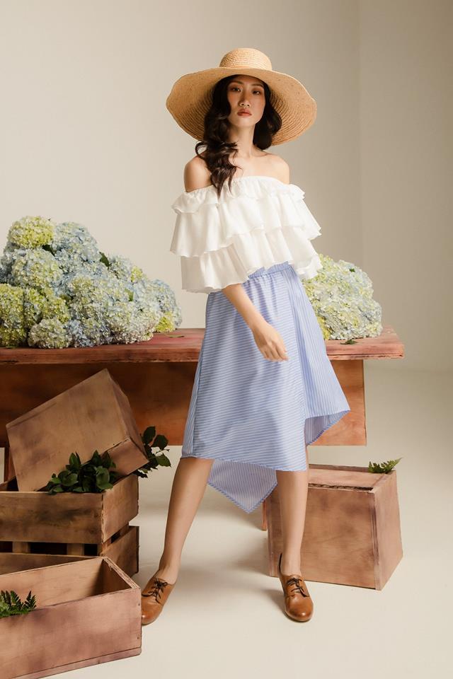 Xanh baby và những gợi ý váy áo vừa rẻ vừa đẹp đến từ các thương hiệu Việt - Ảnh 10.