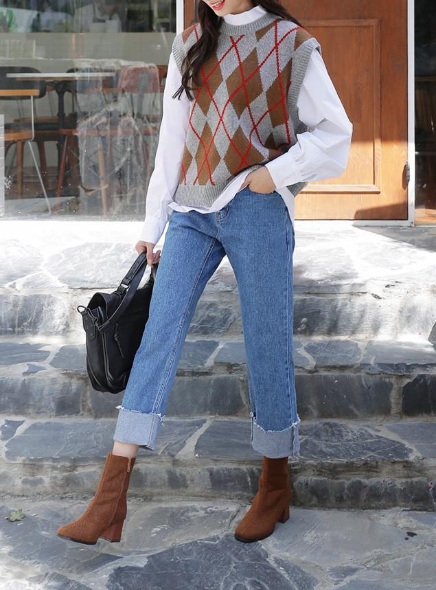 """Quên quần jeans trơn đi, còn đến 5 kiểu quần vừa đẹp vừa chất này mà các nàng nên """"bỏ túi"""" ngay - Ảnh 5."""
