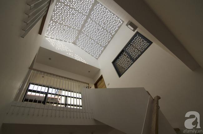 Ngôi nhà 60m² trong ngõ ở Giang Văn Minh: Từ cứ mưa to là ngập nay đẹp miễn chê, tầng nào cũng lung linh nắng - Ảnh 9.