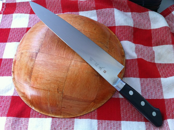 Top 7 chiếc dao làm bếp dùng cả đời không hỏng bà nội trợ nào nhìn cũng thích - Ảnh 11.
