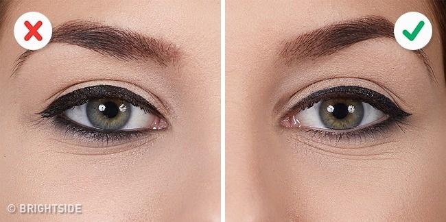 9 lỗi kẻ mắt dễ gặp phải khiến các nàng mất đi vài điểm nhan sắc - Ảnh 8.