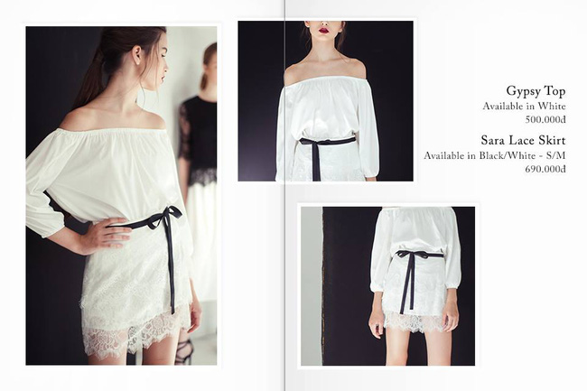 Điệu một chút ngày 8/3 với những thiết kế váy siêu nữ tính giá dưới 850 nghìn đến từ thương hiệu Việt - Ảnh 13.