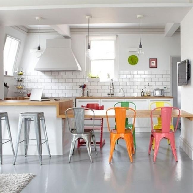 7 căn bếp nhỏ nhưng đẹp lung linh khiến ai nhìn cũng phải mê tít - Ảnh 6.