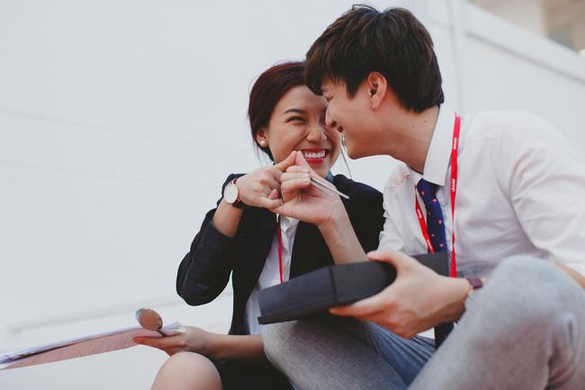 Huỳnh Anh - Hoàng Oanh bất ngờ tuyên bố chia tay sau 3 năm mặn nồng - Ảnh 3.