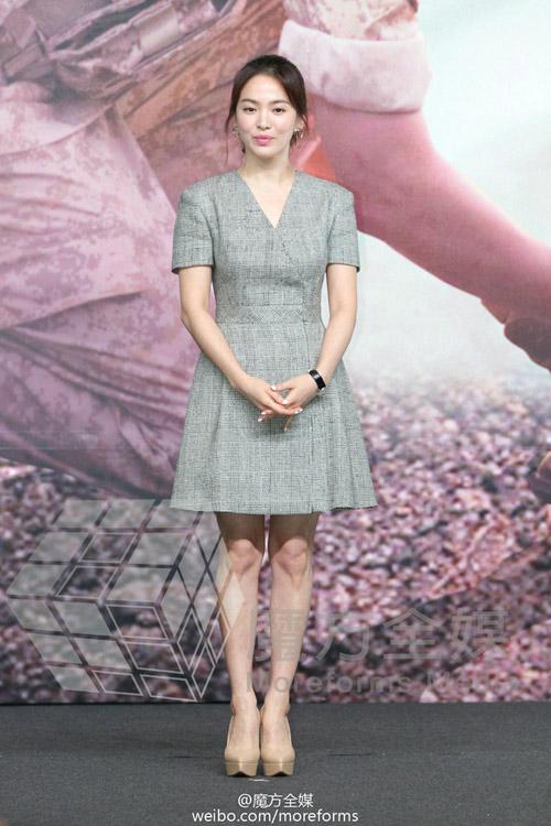 Vóc dáng thấp bé nhưng Song Hye Kyo vẫn luôn mặc đẹp nhờ vào 5 bí kíp này - Ảnh 8.