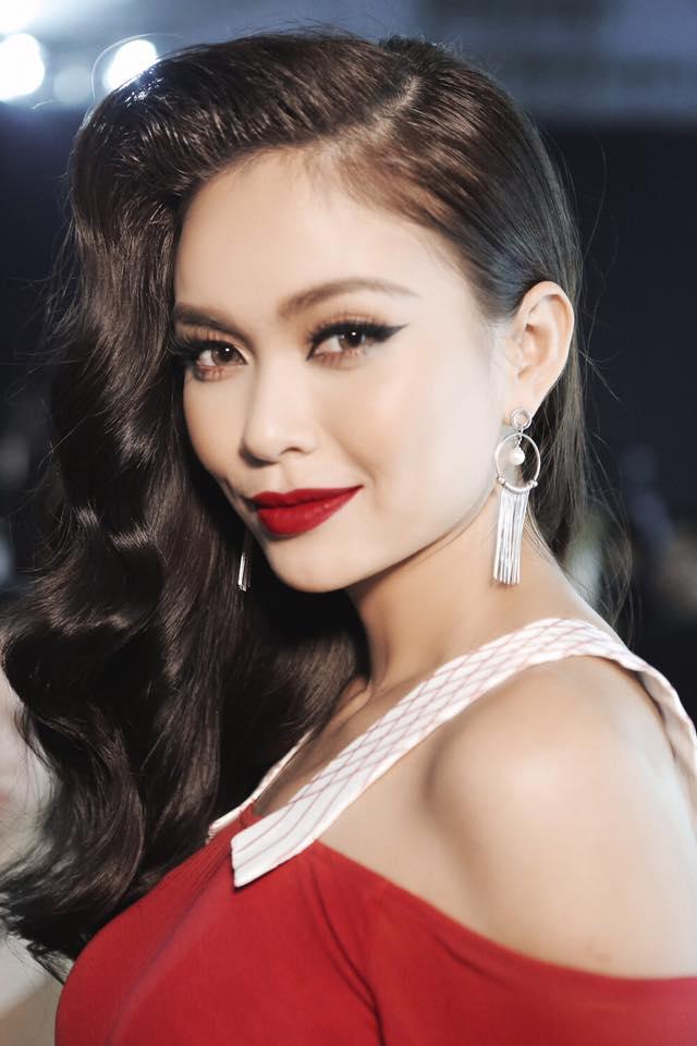 Đâu là người đẹp có sự lột xác ngoạn mục nhất tại các cuộc thi nhan sắc trong năm 2017 - Ảnh 22.