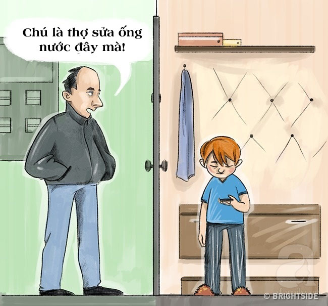 kidsonline-7 nguyên tắc an toàn dạy con tránh nạn bắt cóc7