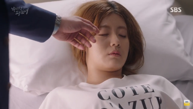 Vừa chia tay đã lại... hôn hít, không ai khác ngoài Ji Chang Wook - Nam Ji Hyun! - Ảnh 3.