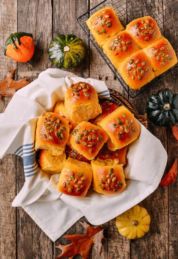 Bánh mì bí đỏ thơm ngon, hấp dẫn cho bữa sáng - Ảnh 7.