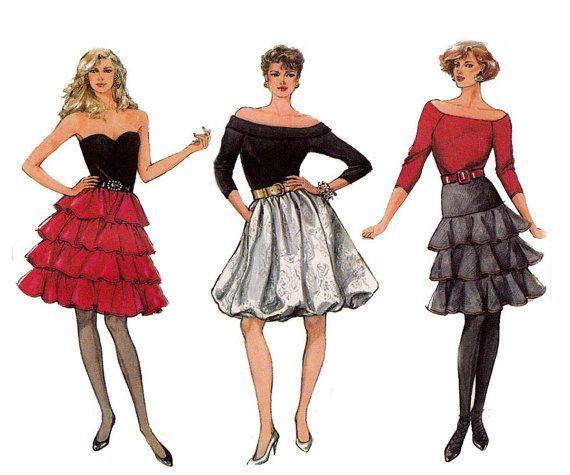 Ngược dòng về quá khứ xem sự thay đổi của chân váy qua từng thời kỳ - Ảnh 22.
