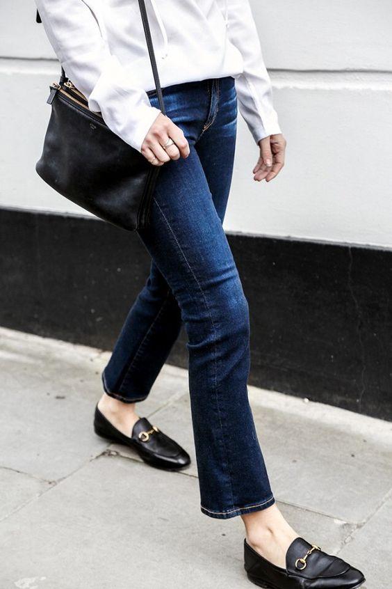 Những mẫu quần jeans sẽ làm mưa làm gió mùa Xuân/Hè 2017 này, bạn đã tìm hiểu chưa? - Ảnh 2.