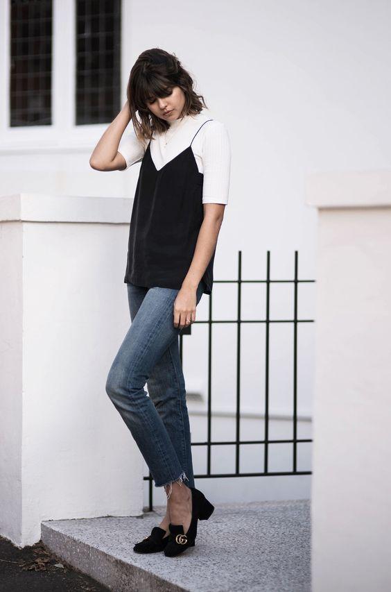 Chẳng cần cầu kỳ, áo phông vẫn là thứ dễ mặc nhất trên đời vì diện với cái gì thì cũng đẹp - Ảnh 20.
