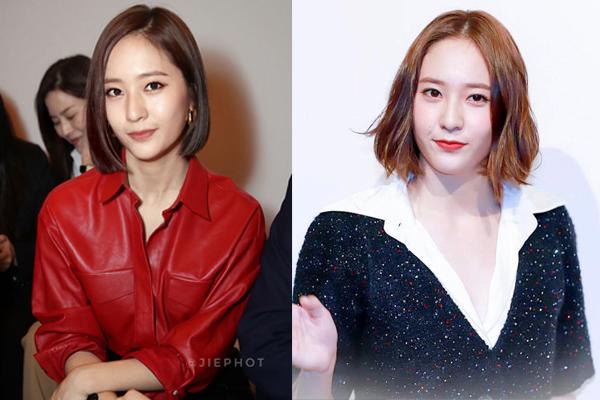 Nàng nào cắt tóc cũng xinh lên, do Krystal đen thôi, chứ đỏ thì quên đi - Ảnh 9.
