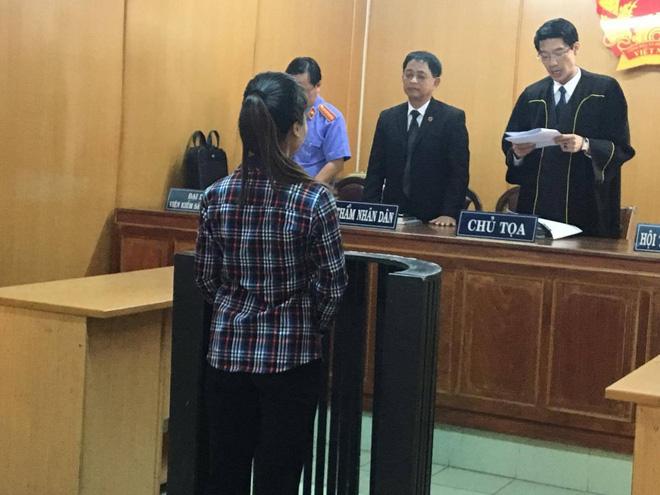 VKS đề nghị tăng án đối với cô gái giết chết bạn trai vì bị sàm sỡ trong đêm - Ảnh 1.