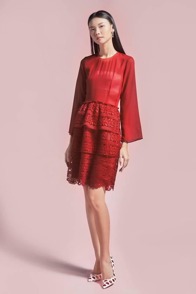 Không tặng son thì váy áo của loạt thương hiệu Việt dưới đây cũng sẽ là quà Valentine có tâm nhất cho các nàng - Ảnh 10.