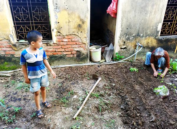 Cuộc sống côi cút của 10 cụ già trong trại phong đã bỏ hoang nhiều năm ở Hà Nội - Ảnh 17.