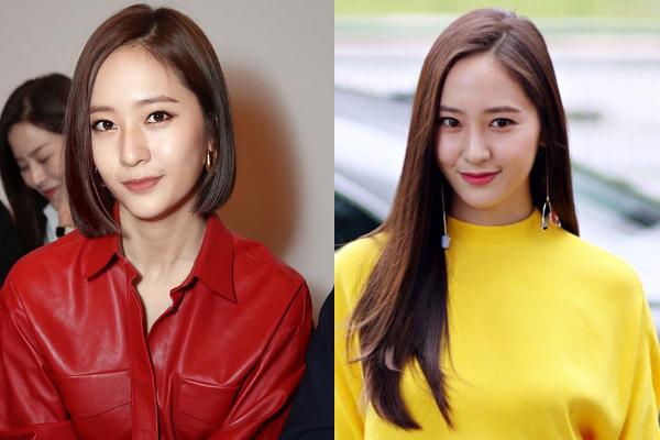 Nối gót Yoona, Krystal cũng cắt tóc ngắn, xuất hiện cực sang chảnh tại Tuần lễ thời trang Milan - Ảnh 5.