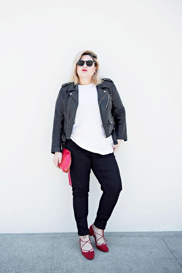 Những cách diện đồ mà nàng ngoại cỡ có thể tham khảo để mặc trong mùa đông này - Ảnh 1.