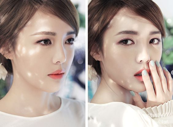Muốn trang điểm đẹp chuẩn Hàn Quốc thì theo dõi ngay 5 cô nàng Beauty Blogger này - Ảnh 2.