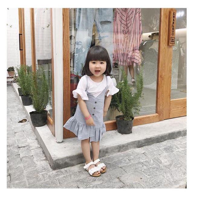 Đâu chỉ mỗi Hàn Quốc, ở Việt Nam có 4 cô nhóc này vừa xinh lại vừa mặc đẹp - Ảnh 23.
