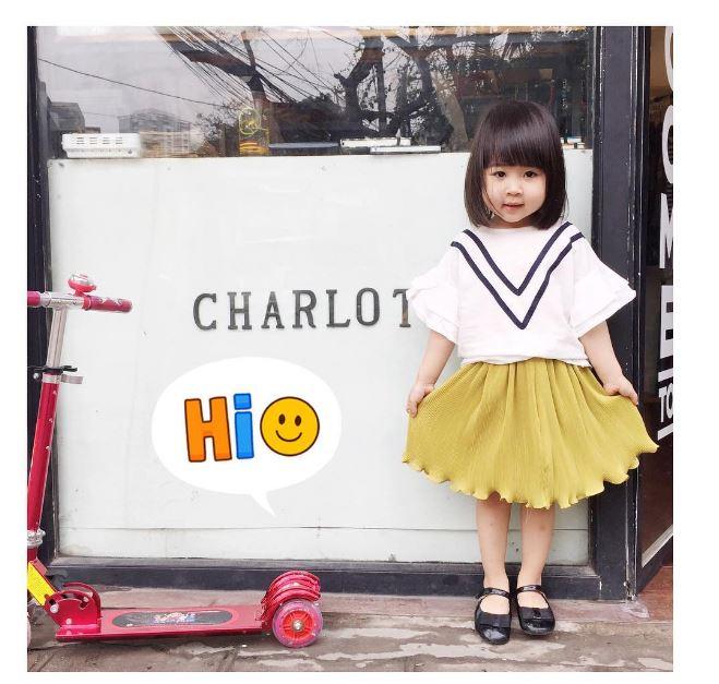 Đâu chỉ mỗi Hàn Quốc, ở Việt Nam có 4 cô nhóc này vừa xinh lại vừa mặc đẹp - Ảnh 26.