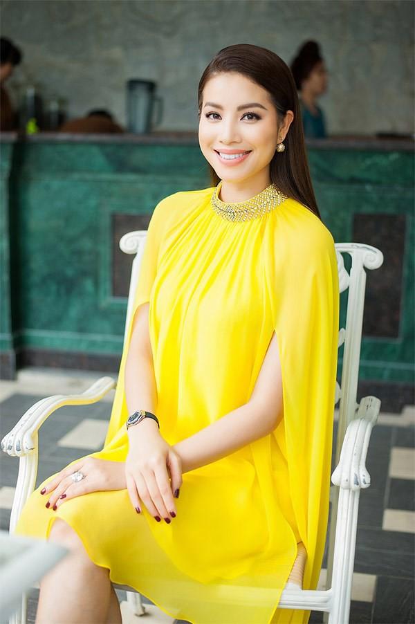 Phạm Hương và 3 phong cách hoàn toàn khác nhau từ The Face, Hoa hậu hoàn vũ 2017 đến The Look - Ảnh 13.