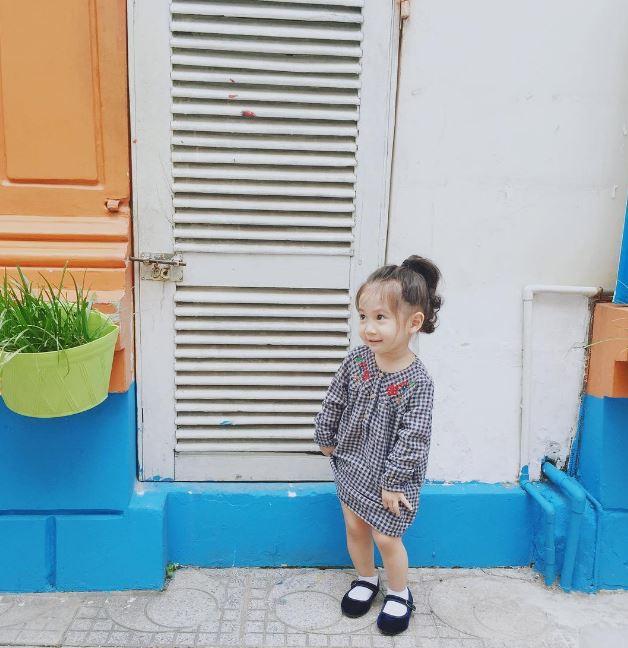 Đâu chỉ mỗi Hàn Quốc, ở Việt Nam có 4 cô nhóc này vừa xinh lại vừa mặc đẹp - Ảnh 4.