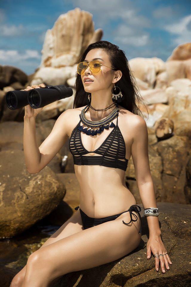 HHHV Việt Nam 2017: Team Next Top và team The Face một chín một mười trong thử thách bikini - Ảnh 11.