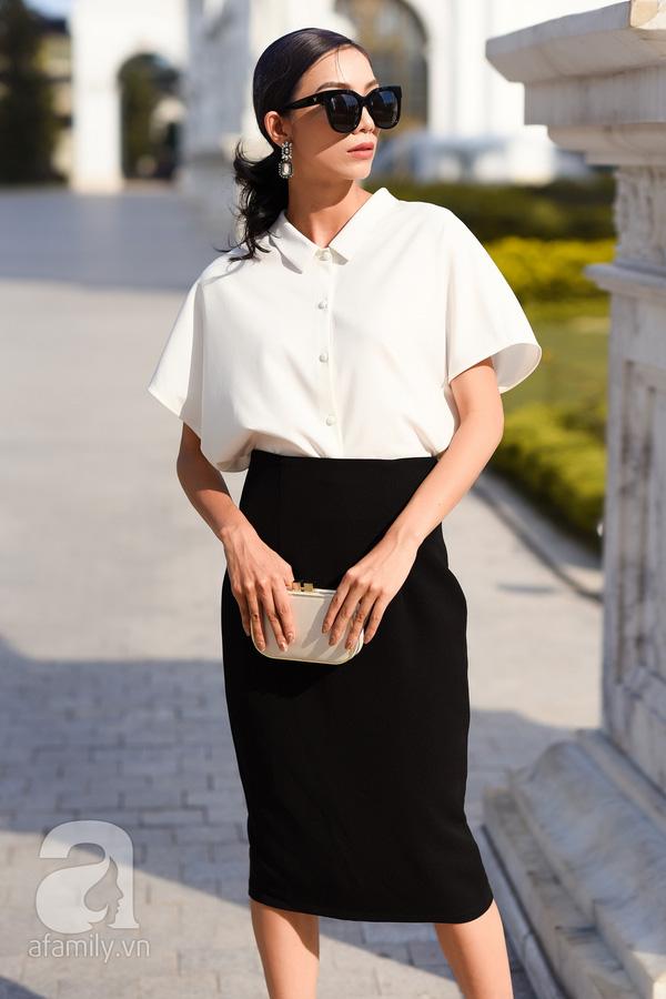 4 cách thức mà quý cô Việt nên áp dụng để ngay cả khi diện đồ đơn giản thì vẫn ra chất riêng - Ảnh 3.