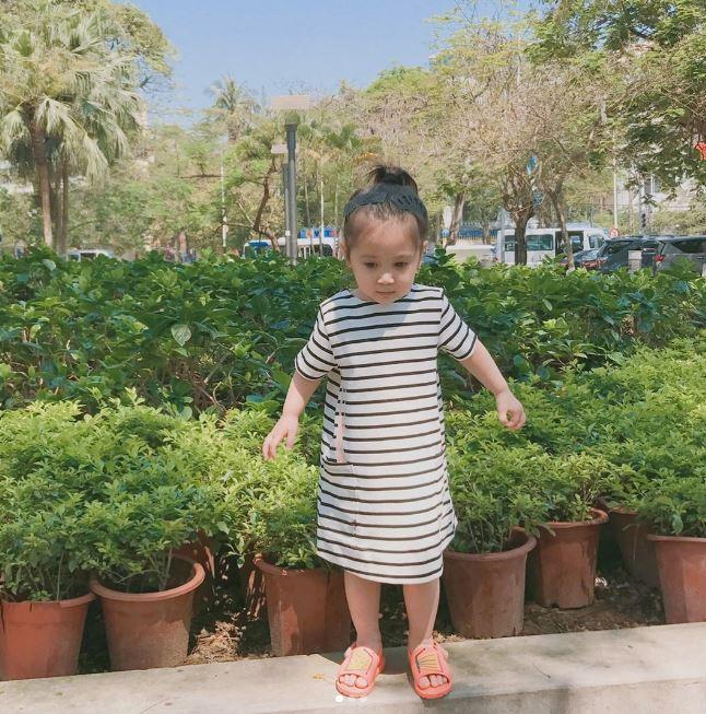 Đâu chỉ mỗi Hàn Quốc, ở Việt Nam có 4 cô nhóc này vừa xinh lại vừa mặc đẹp - Ảnh 6.