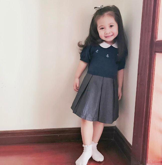 Đâu chỉ mỗi Hàn Quốc, ở Việt Nam có 4 cô nhóc này vừa xinh lại vừa mặc đẹp - Ảnh 7.