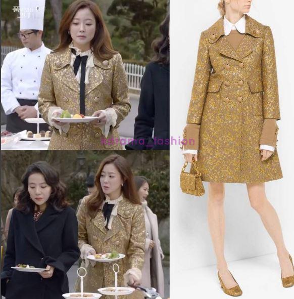 Mỹ nhân không tuổi Kim Hee Sun dát hàng hiệu không đếm xuể trong Phẩm chất quý cô - Ảnh 15.