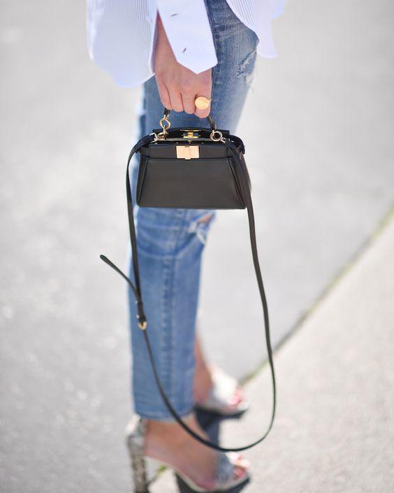 6 lý do sẽ khiến bạn bớt chần chừ mà sắm ngay một chiếc túi mini nhỏ xinh cho hè này - Ảnh 8.