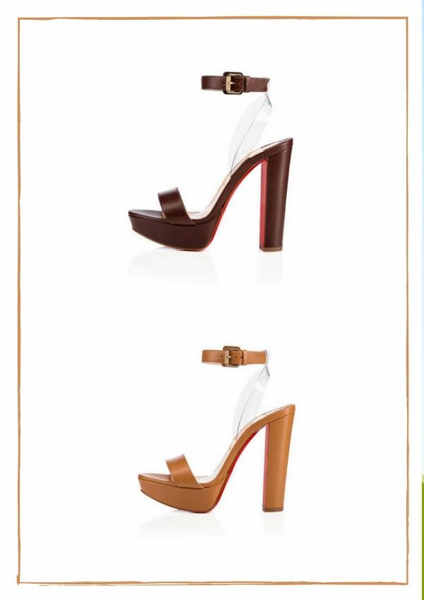 Ông hoàng giày đế đỏ Christian Louboutin lại tung mẫu sandals nude bất chấp mọi khoảng cách về màu da - Ảnh 12.