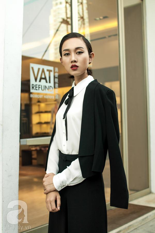 4 cách thức mà quý cô Việt nên áp dụng để ngay cả khi diện đồ đơn giản thì vẫn ra chất riêng - Ảnh 4.