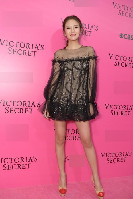 Mỹ nhân Tình người duyên ma khoe thân hình đồng hồ cát trên thảm hồng Victoria's Secret 2017 - Ảnh 27.