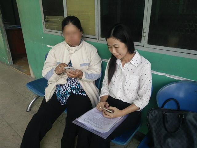 Vụ nữ sinh lớp 9 tố chồng hờ của mẹ xâm hại tình dục nhiều lần: Đã có quyết định khởi tố vụ án - Ảnh 1.