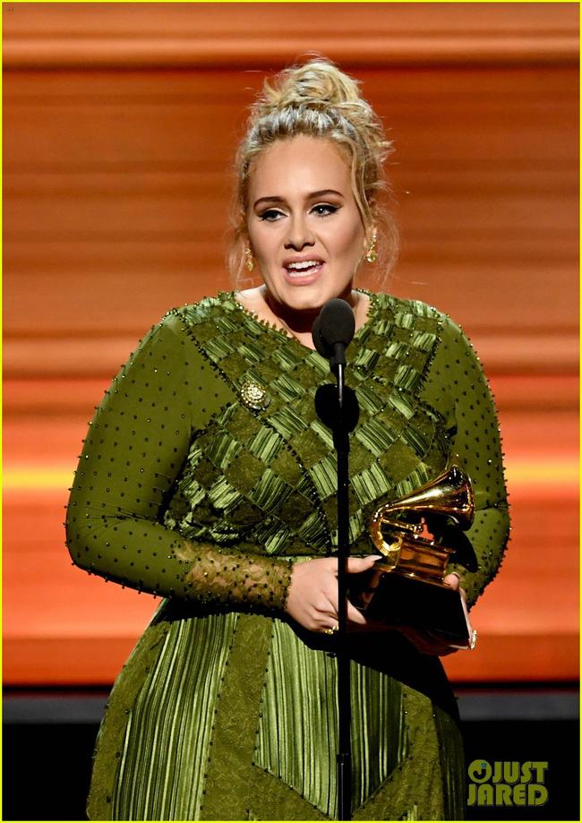 Chỉ cần xuất hiện là Adele càn quét hết các giải thưởng của Grammy 2017 - Ảnh 3.