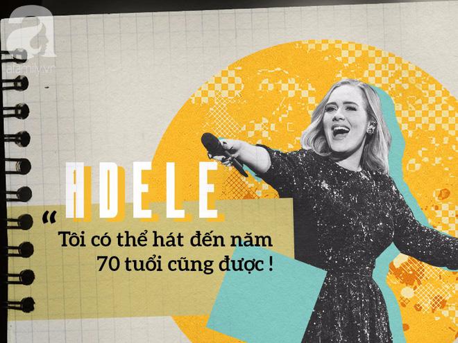 """""""Họa mi nước Anh"""" Adele: Bạn trai đầu tiên là người đồng tính, cuộc phẫu thuật thanh quản cam go đến tài sản 1200 tỷ - Ảnh 9."""