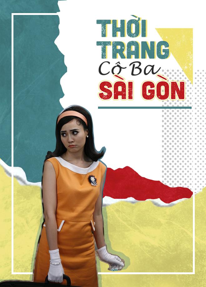 """""""Cô Ba Sài Gòn"""": Bữa tiệc thời trang xuất sắc nhất trong lịch sử điện ảnh Việt Nam - ảnh 2"""