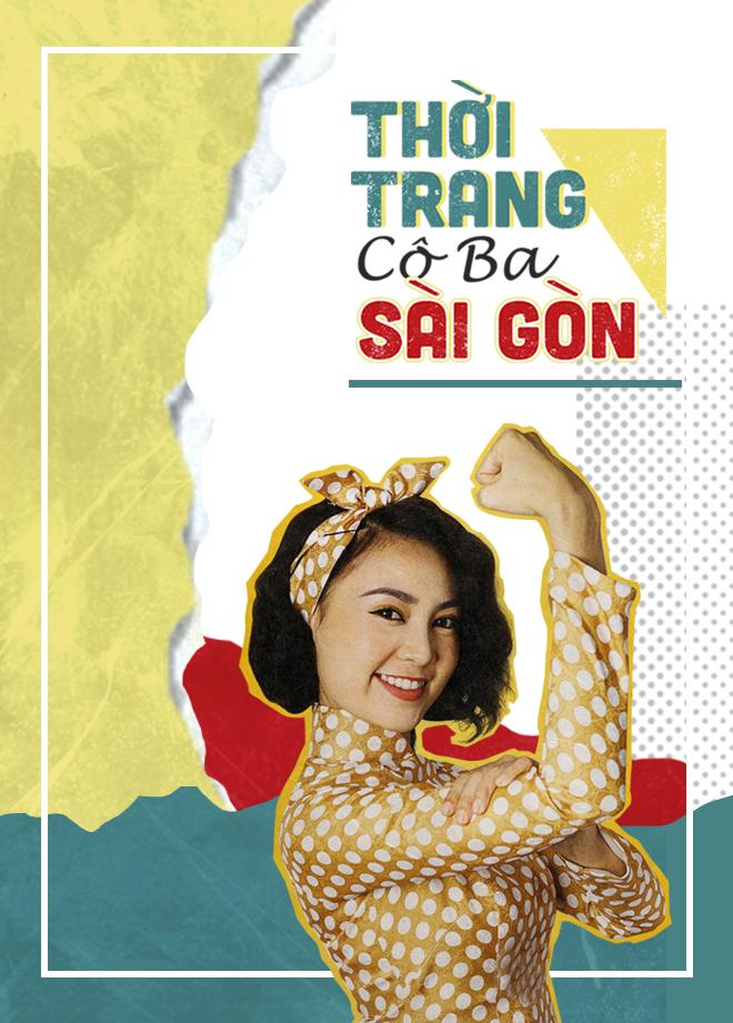"""""""Cô Ba Sài Gòn"""": Bữa tiệc thời trang xuất sắc nhất trong lịch sử điện ảnh Việt Nam - ảnh 4"""