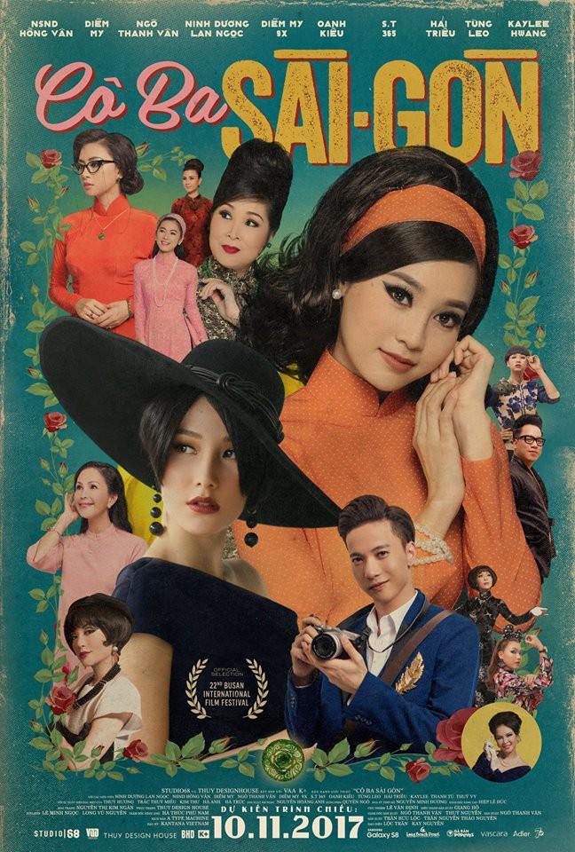 """""""Cô Ba Sài Gòn"""": Bữa tiệc thời trang xuất sắc nhất trong lịch sử điện ảnh Việt Nam - Ảnh 1."""