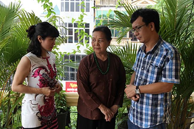 """Đây là 6 bà mẹ chồng của màn ảnh Việt khiến ai nấy đều hoảng hồn vì những """"mưu thâm kế độc"""" hành hạ con dâu - Ảnh 3."""