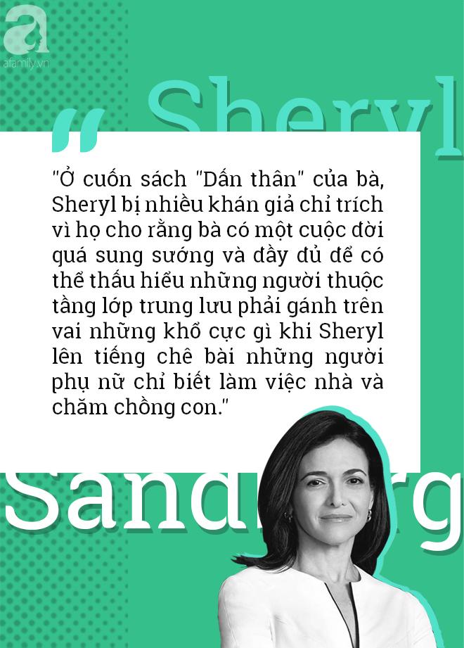 Giám đốc điều hành Facebook tới Việt Nam: Nữ tướng quyền lực và câu chuyện về nỗi khổ của những người phụ nữ giàu - Ảnh 3.