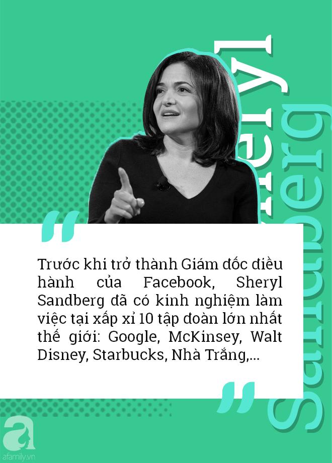 Giám đốc điều hành Facebook tới Việt Nam: Nữ tướng quyền lực và câu chuyện về nỗi khổ của những người phụ nữ giàu - Ảnh 4.