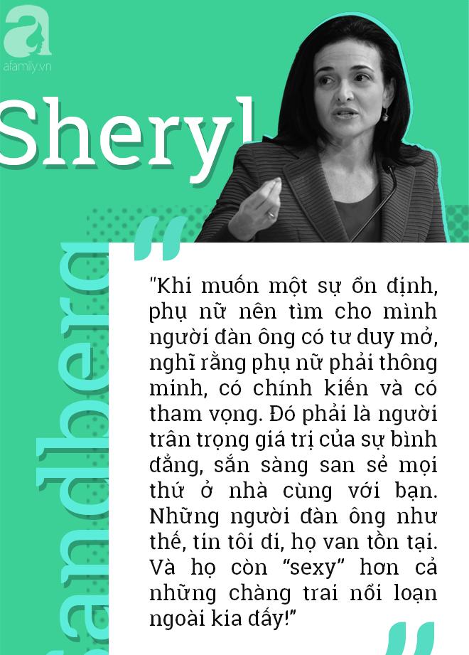 Giám đốc điều hành Facebook tới Việt Nam: Nữ tướng quyền lực và câu chuyện về nỗi khổ của những người phụ nữ giàu - Ảnh 6.
