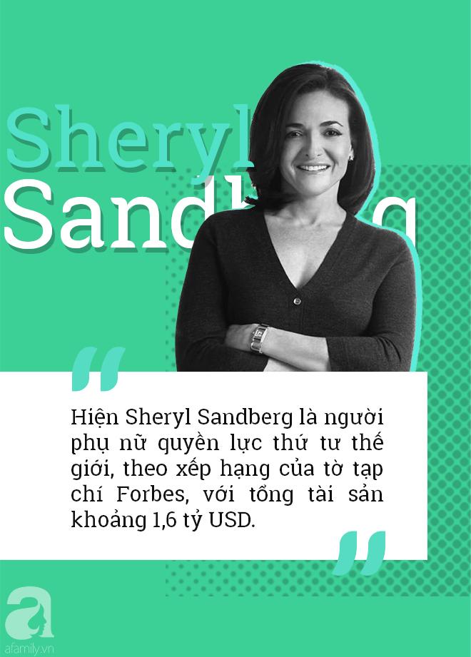 Giám đốc điều hành Facebook tới Việt Nam: Nữ tướng quyền lực và câu chuyện về nỗi khổ của những người phụ nữ giàu - Ảnh 7.