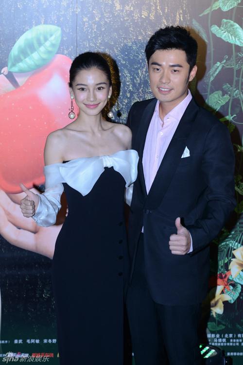 Mặc kệ tin đồn Angelababy ngoại tình, Huỳnh Hiểu Minh vẫn yêu chiều vợ như thế này - Ảnh 5.