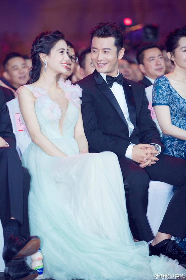 Lý do thực sự Huỳnh Hiểu Minh từ chối chụp hình cùng Angelababy - Ảnh 2.